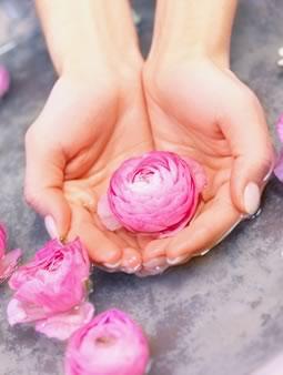 flowerinhands
